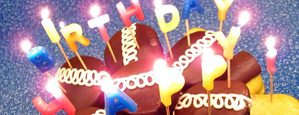 Happy Birthday Christian Aid