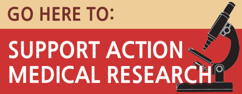 Action Medical Research Donations