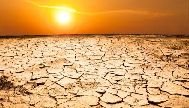 Drought landscape