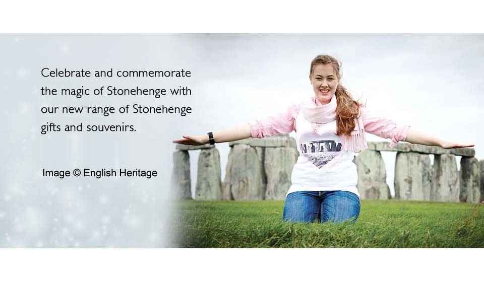 ... Special Stonehenge gifts and souvenirs ...