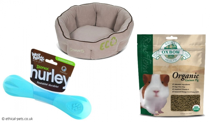 Products available at ethical pets