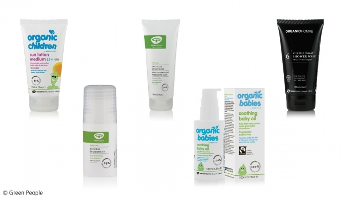 Green People products